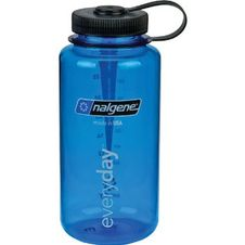 Nalgene Wide Mouth 1.0 l - Tritan Blue
