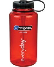 Nalgene Wide Mouth 1.0 l - Tritan Red