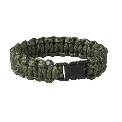Náramok Helikon-Tex Survival Bracelet Paracord - Olive Green