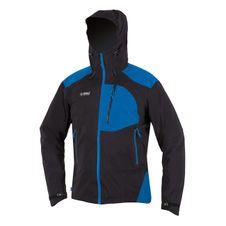 Nepremokavá bunda Directalpine Talung 1.0 - black/blue