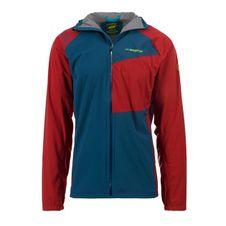 b46c1fd8b Nepremokavá bunda La Sportiva Run Jacket M - opal/chili
