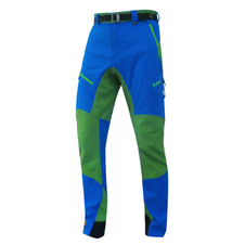 a24784003d135 Nohavice Direct Alpine Patrol Tech 1.0 - blue/green