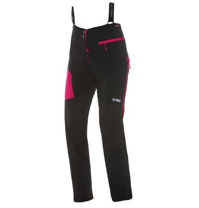Nohavice Directalpine Couloir PLUS Lady - black/rose