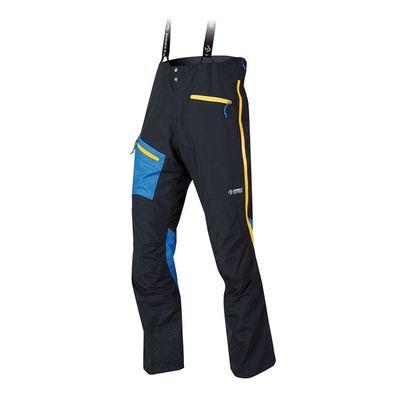 Nohavice Directalpine Devil Alpine Pants - anthracite/blue/gold