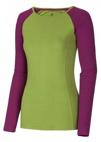 Ocún Cornelia - dámske tričko zelené