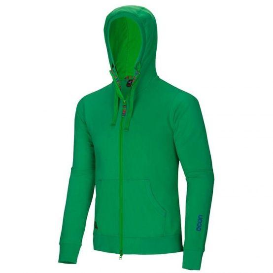 Ocún Corso Hoodie Men - green