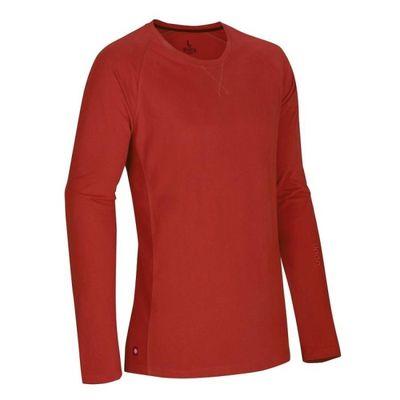 Tričko Ocún Dio Long Sleeve Men - červené