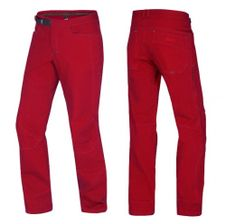Nohavice Ocún Honk Pants - Chilli red