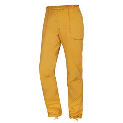 Nohavice Ocún Jaws pants Golden yellow