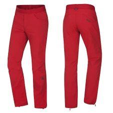 Nohavice Ocún Mánia Pants - Marsalla Red