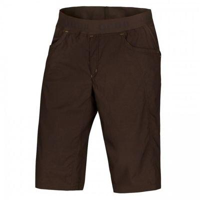 Ocún Mánia Shorts - Dark Brown