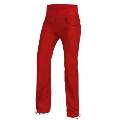Nohavice Ocún Noya pants - Lava Red