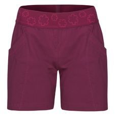 Krátke nohavice Ocun PANTERA SHORTS women - Beet red