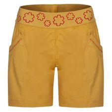 Krátke nohavice Ocun PANTERA SHORTS women - Golden yellow