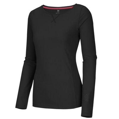 Ocún Trinity - dámske tričko čierne