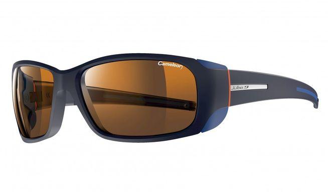 Okuliare Julbo Montebianco Cameleon - blue/blue/orange
