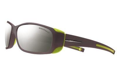 Okuliare Julbo Montebianco Spectron 4 - Black/Green