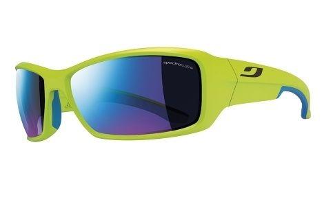 Okuliare Julbo Run Spectron 3 CF - mat green/blue