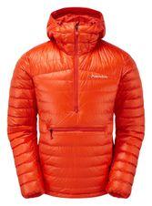 Páperová bunda Montane Featherlite Down Pro Pull-On - firefly orange