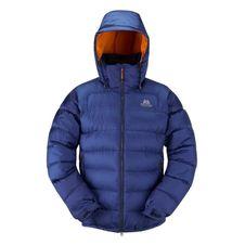 Páperová bunda Mountain Equipment Lightline Jacket - cobalt