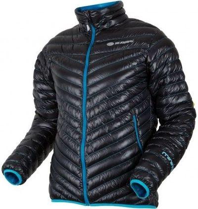 Páperová bunda Sir Joseph Minimis 250 Man - čierna