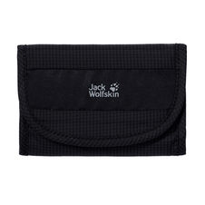 Peňaženka Jack Wolfskin Cashbag Wallet Rfid - black