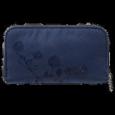 Peňaženka Jack Wolfskin Casherella - midnight blue