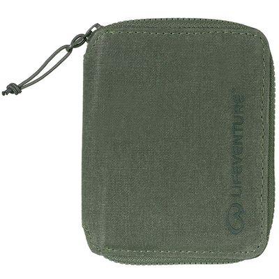 Peňaženka LifeVenture RFiD Bi-Fold Wallet - Olive