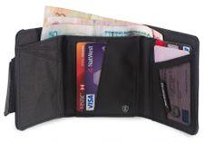 Peňaženka Lifeventure RFID Wallet - Grey