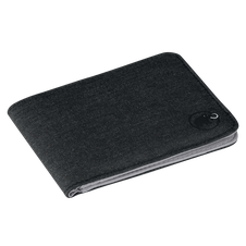 Peňaženka Mammut Flap Wallet Mélange - Black