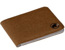 Peňaženka Mammut Flap Wallet Mélange - Timber