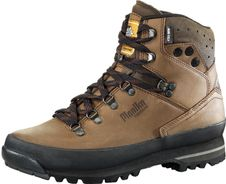 Turistická obuv Planika Forest men Air tex® - hneda