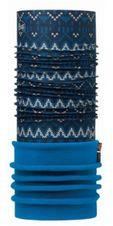 Polar Buff - knit dark navy