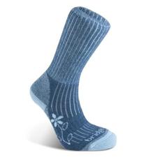 631db02646 Ponožky Bridgedale MerinoFusion Trekker Women´s - blue