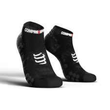 Ponožky Compressport Racing Socks V3.0 Running Low - smart black