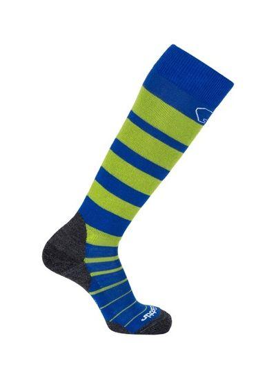 Ponožky Eisbär Ski Tech - blue/green