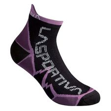 Ponožky La Sportiva Long Distance Socks - black/plum