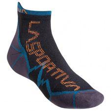 Ponožky La Sportiva Long Distance Socks - ocean flame d7f09a07e76