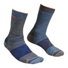 Ponožky Ortovox Alpinist Mid Socks - dark grey