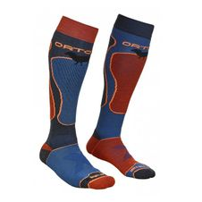 Ponožky Ortovox Ski Rock'n'wool Socks - night blue