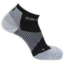 Ponožky Salomon Speed Support - black/ forged iron