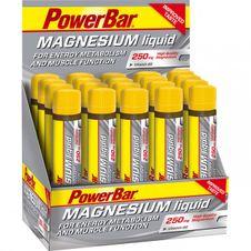 PowerBar Magnesium - 20x25ml Citrón