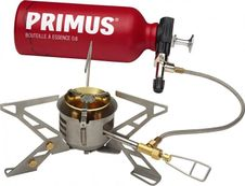 Varič Primus OmniFuel II + palivová flaša