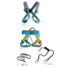 Rock Empire Ferrata Max Set