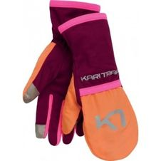 Rukavice Kari Traa Louise Glove - Plum