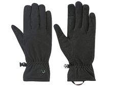 Rukavice Mammut Vital Fleece - black