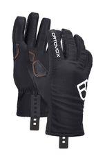 Rukavice Ortovox Tour Glove - black raven b8a0e40d92c