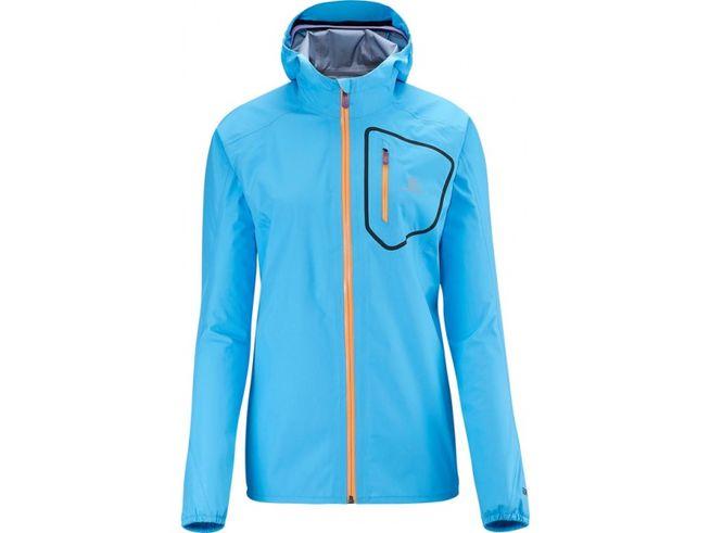Salomon GTX Active Shell Jacket W - modrá