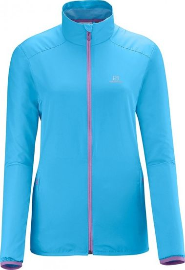 Salomon Start Jacket W - modrá