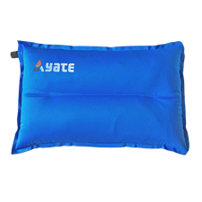Samonafukovací vankúš Yate - modrý